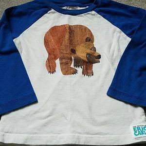 Eric Carle Brown Bear, Brown Bear shirt 🐻